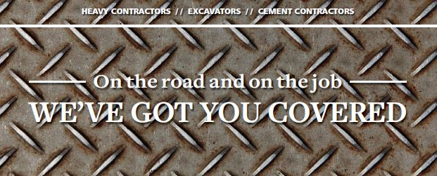 Get contractors auto insurance quote in AL,FL,GA,IN,KS,NC,NE,NJ,OH,PA,TN & SC.